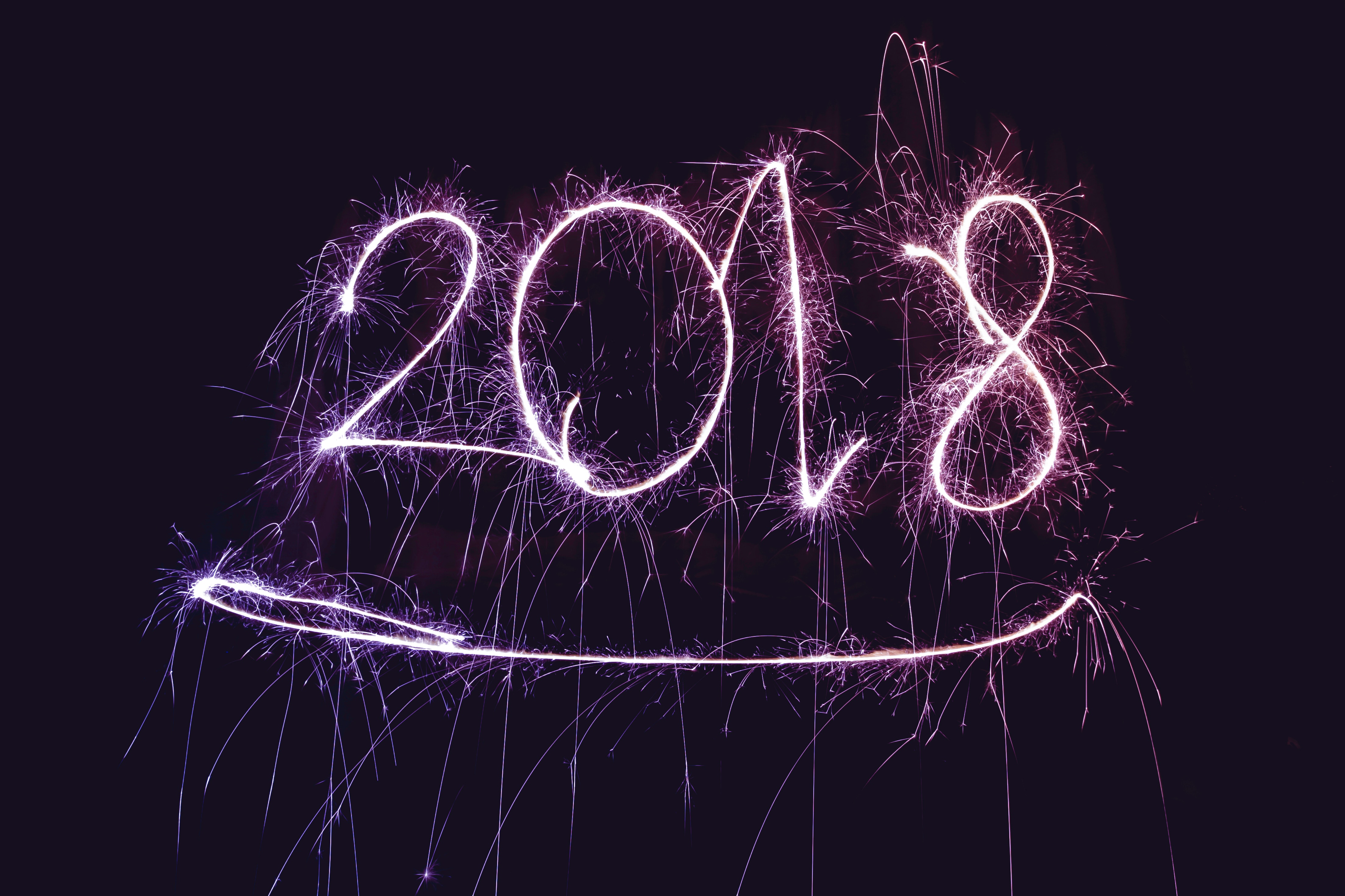 2018 Is Going To Be Amazing