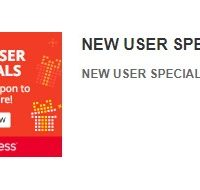 New User Special